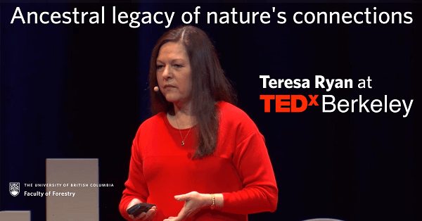 TEDx Talk: Ancestral Legacy of Nature's Connections