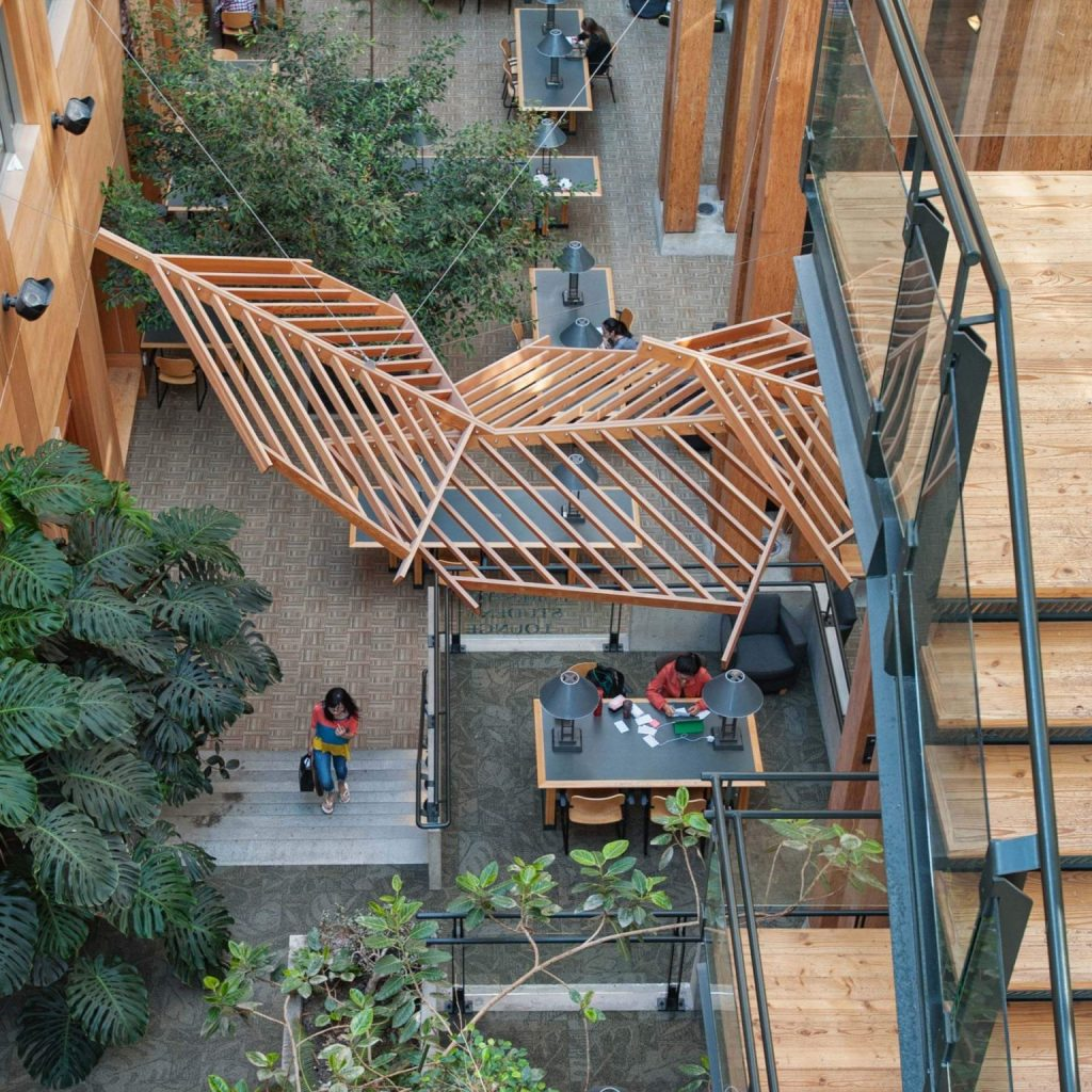 UBC-Faculty-of-Forestry-Dedicated-Study-Space-Aerial