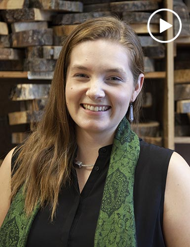 Video of Krystal, a BSc Student talking about their Forestry Co-op experience