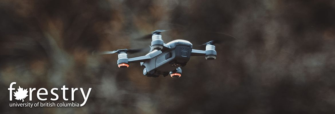 Surveying the Fury: Drones Count the Costs of the 2017 BC Wildfires