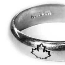 UBC Forestry - Silver Ring Ceremony - Ring