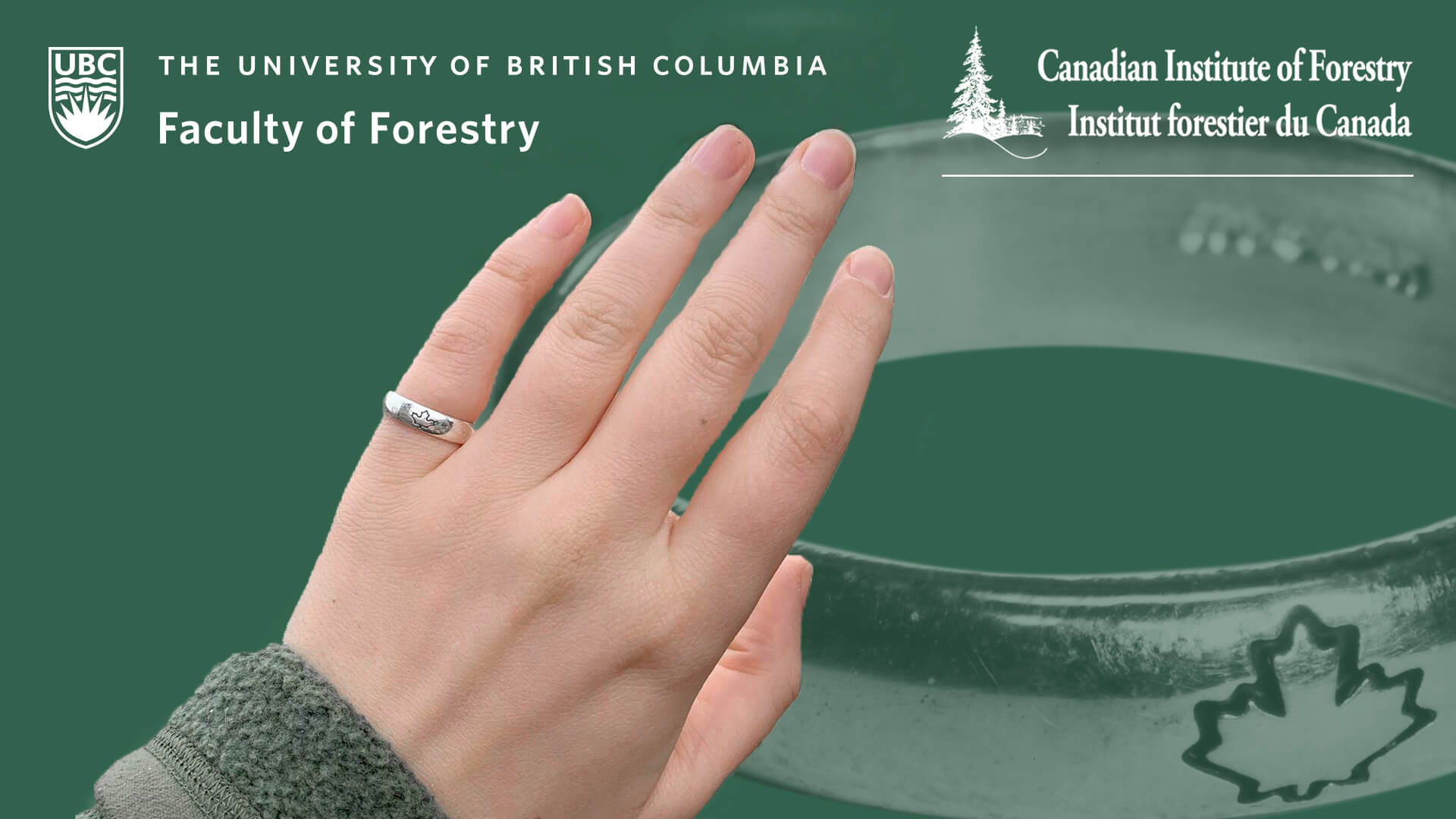 2020 UBC Forestry Student Awards