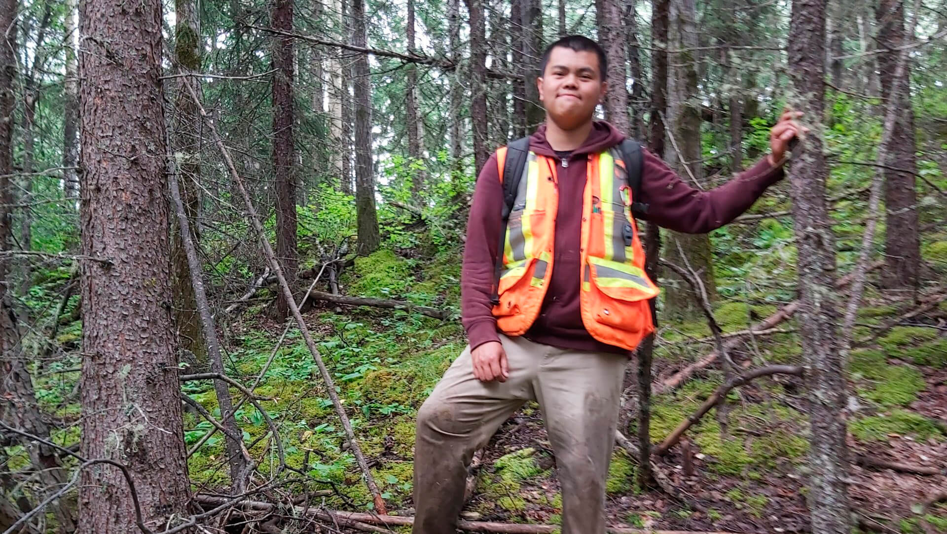 Angelo Chang (Natural Resources Conservation)