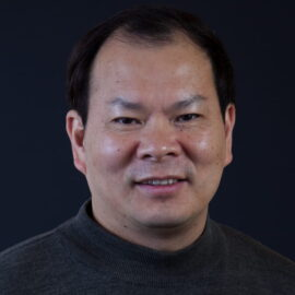Faculty profile headshot photo of Guangyu Wang
