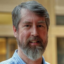 Faculty profile headshot photo of Stephen Mitchell
