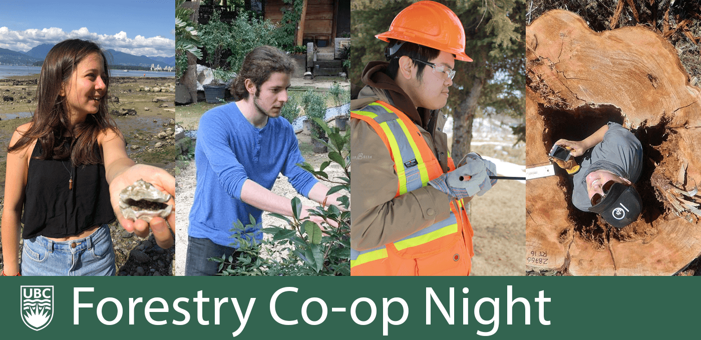 Forestry Co-op Night