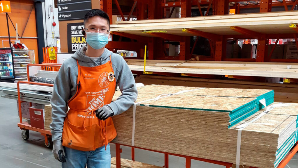 Anderson Lu – The Home Depot