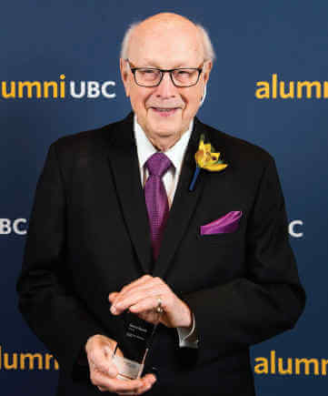 Accomplished Alumnus is Still Planning for the Future