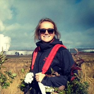 Emily Janzen (Natural Resources Conservation)