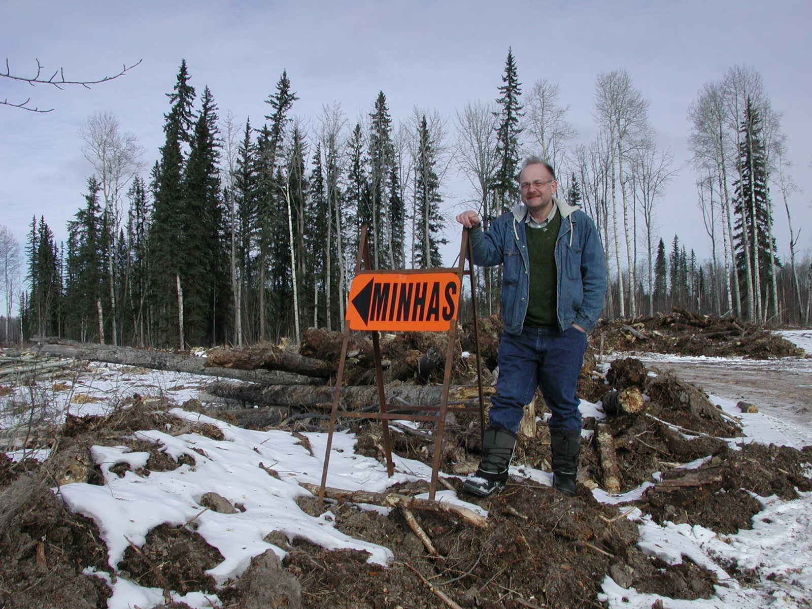 Over a Century of Forestry in Alumnus Family