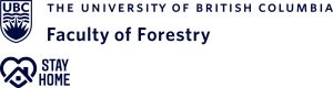 UBC Forestry - Stay Home COVID-19 Email Signature - Stacked