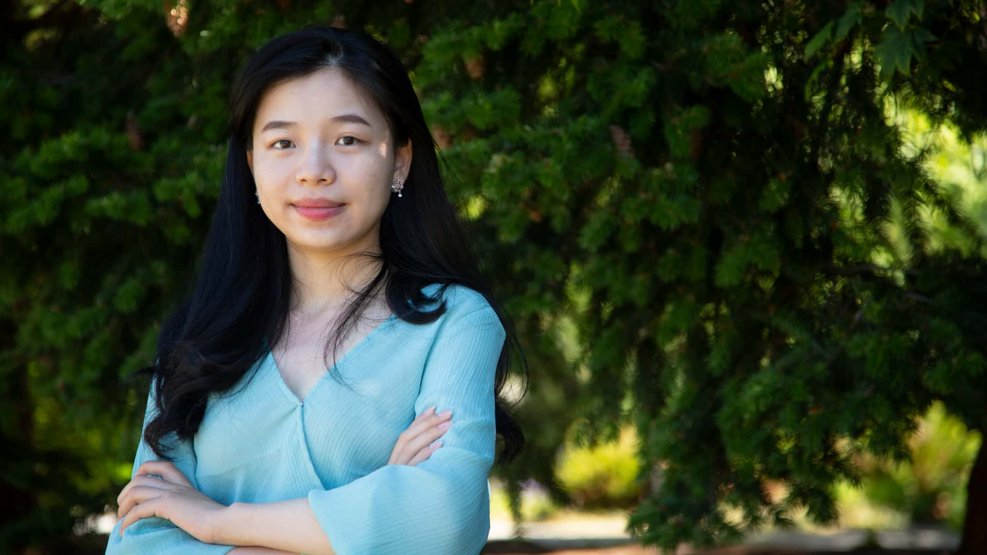 Interview with Urban Forestry student, Alina Zeng