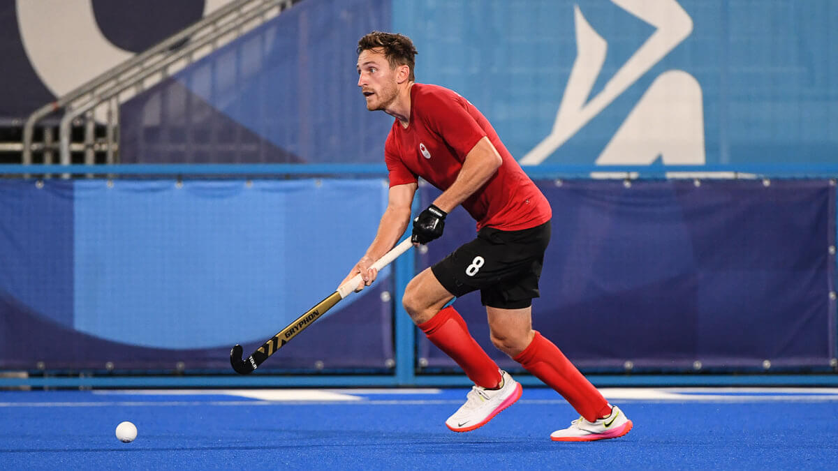 Interview with Oliver Scholfield, UBC Forestry's Olympic Field Hockey Star